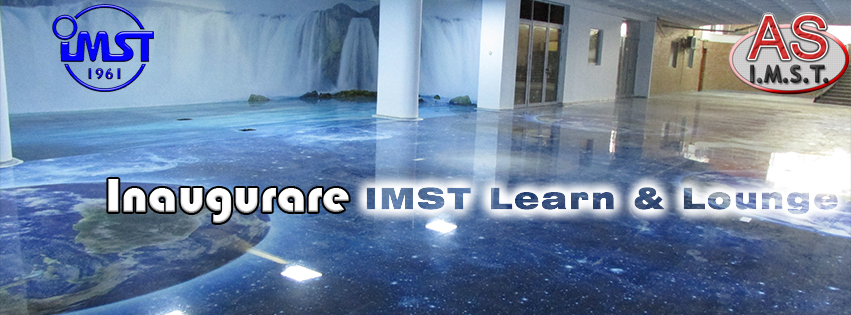 "Inaugurare ""IMST Learn & Lounge"""